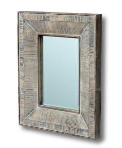 Antique Solid Wooden Mirror Frame Wall Decor pictures & photos