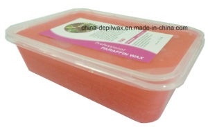 Beauty Paraffin Wax with Teatree Scent for Skin Moisturizing & Smoothing pictures & photos