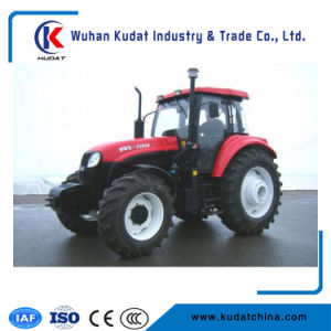 New 4 Wheeled Drive 120HP 6 Cylinder Agricultural Farm Tractor pictures & photos