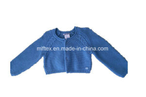 High Quality Fashioned Velvet Knitted Apparel for Kids pictures & photos