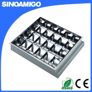 4*18W Grille Lamp Lighting Fixture with CE pictures & photos