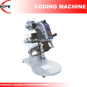 Dy-8 Ribbon Coding Machine, Date Printer From China pictures & photos