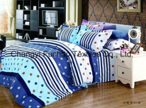 Bedding Sets Textile with 3pieces Quilt and Pillowcases pictures & photos