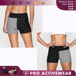 Trade Assurance Top Quality Wholesale Stretch Yoga Shorts pictures & photos