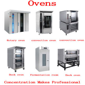 Yzd-100A Industrial Bread Baking Oven/Single Deck Oven/Turkish Oven pictures & photos