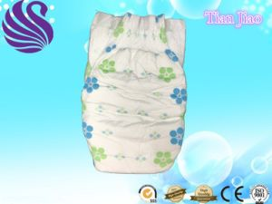 Free Sample, High Quality Elastic Waist Band Comfortable Baby Diapers pictures & photos
