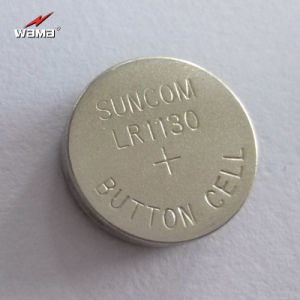 1.5V Customized Button Cell AG10 Rechargeable Battery