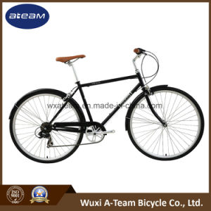 700c Aluminium Frames Inner 3gear Traditional Unisex City Bicycles pictures & photos