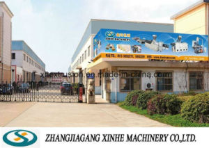 Single-Screw and Single-Wall Corrugated Plastic Extruder Machine Pipe Production Line pictures & photos