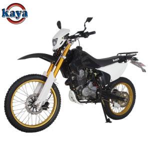 250cc Dirt Bike with Spoke Wheel Front Disc Brake & Rear Disc Brake Ky200gy-7A
