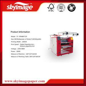 80cm*120cm Ribbon Sublimation Rotary Heat Press Machine for Mobile Lanyard/Shoelace/Belt /Elastic pictures & photos