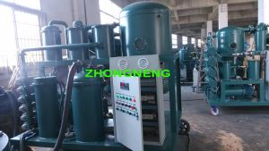 Precise Lube Oil Purifier, Vacuum Used Oil Recycle Machine for Sale pictures & photos