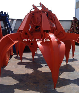 Hydraulic Orange Peel Grab Bucket pictures & photos