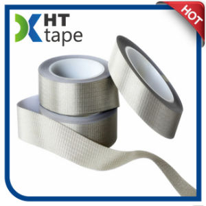 Single Sided Acrylic Adhesive Conductive Fabric Cloth Tape pictures & photos