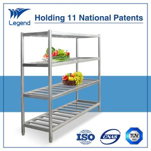 Stainless Steel Shelves with National Patent pictures & photos