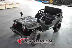 Best Selling Mini Jeep Willys with 110cc, 125cc and 150cc Engine Optional pictures & photos