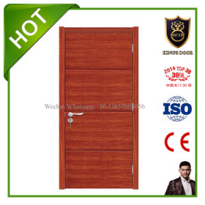 Modern Interior Wood Door Designs for Home and Hotel Use pictures & photos