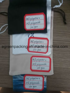 Microfiber Pouch/Bag/Case in Different Material pictures & photos
