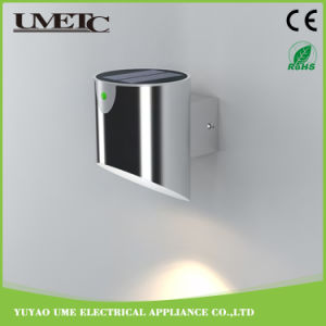 Outdoor Lighting Wholesale LED Solar Garden Wall Light pictures & photos