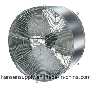Roof Mounted Greenhouse Cone Fan Circular Fan Axial Flow Fan pictures & photos
