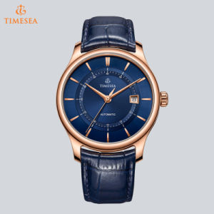 Luxury Watch Men Sapphire Waterproof Date Stainless Steel Automatic Machine Watch Relogio 72341 pictures & photos