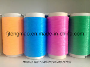450d/96f Green FDY PP Yarn for Webbings pictures & photos