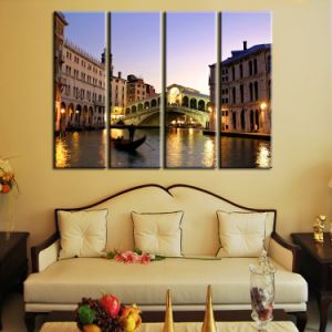 Canvas Print Living Room Decoration Canvas Painting Panel 4