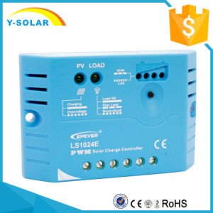 Epever 10A/20A 12V/24V-Auto Solar Power/Panel Controller Ls1024e pictures & photos