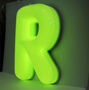 Outdoor Large LED Acrylic and Metal 3D Channel Letter pictures & photos