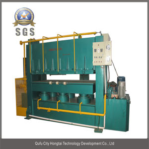Hongtai 600 T Single Hot Pressing Machine pictures & photos