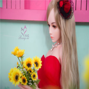 2016 145 Cm Sex Doll Full Size Silicone Vagina Real Love Doll Real Doll Sex for Men Adult Toy Small Pussy pictures & photos