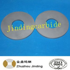 China Tungsten Carbide Disc Cutter Blank Made in Zhuzhou Factory pictures & photos