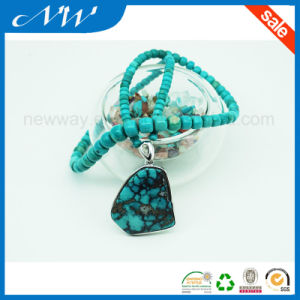 Classical Fashion Natural Turquoise Jewelry Pendant pictures & photos