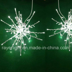 2016 Christmas Ball LED Decoration Light pictures & photos
