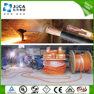 Oil Resistance Flexible Rubber 120mm2 Welding Wire pictures & photos
