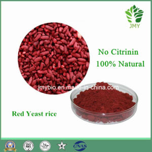 Professional Manufacture Supply Red Yeast Rice Powder Monacolin K 0.2%~5% pictures & photos