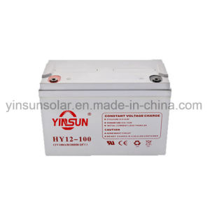 12V 100ah Best and Superior Quality Solar Battery pictures & photos