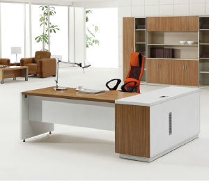 MDF Executive Office Desk /Table High End Office Furniture (NS-D012) pictures & photos