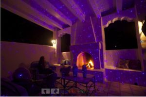 RGB Outdoor Waterproof Star Sky Shower Effect Projector Lighting Christmas Decoration Garden Laser Light pictures & photos