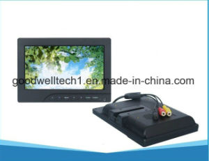 7′fpv Monitor W / Sun Shield No Blue Screen High Brightness 400CD/M2 pictures & photos