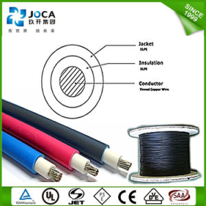 High Quality Low Cost Solar PV Cable with UL pictures & photos