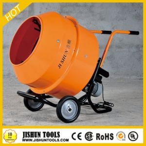 Small Cement Mixer with Handle