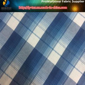 Soft Nap Nylon Yarn Dyed Check Fabric with Wicking for Outdoor Shirt pictures & photos