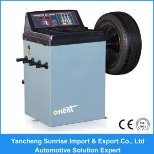 Thailand Tyre Balancing Machine pictures & photos