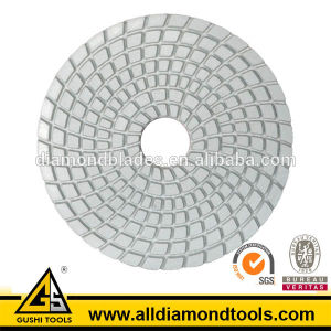 High Quality Wet Polishing Pads Diamond Pad for Marble pictures & photos