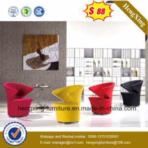 Hotel Lobby Furniture Fabric Upholstery Metal Base Leisure Chair (UL-JT840) pictures & photos