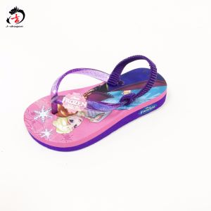 Cute and Simple Design Children Sandal pictures & photos
