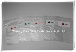 Custom Made Plastic Zip Lock Bags with Zipper pictures & photos