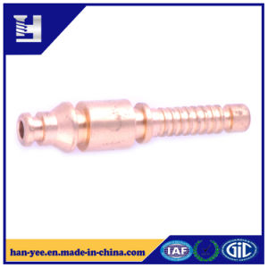 Tubular/ Hollow Brass Stud Connector pictures & photos