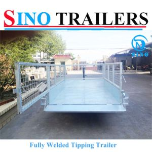 Tipping Trailers pictures & photos